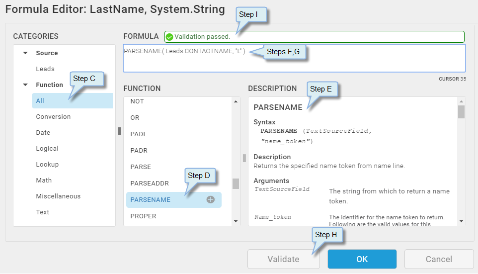 Create A Map To Integrate Leads Into Salesforce
